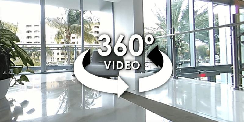 La mejor cámara 360 para bienes raíces