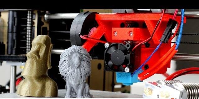 Mejor impresora 3D Hot End