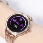 El mejor reloj inteligente Android para mujeres