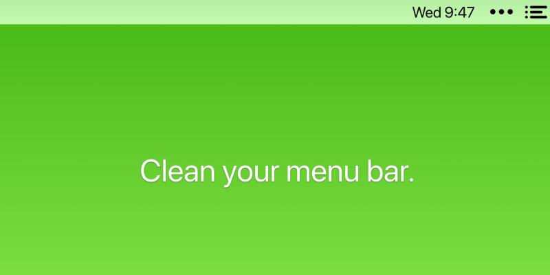 Revisión de Bartender 3: la mejor aplicación de organizador de barras de menú para Mac