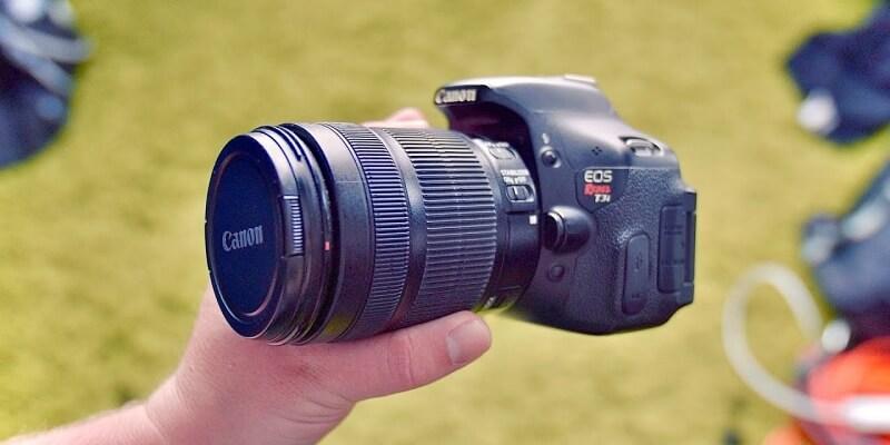 Los mejores objetivos para Canon T3i