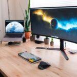 El mejor monitor curvo para el trabajo