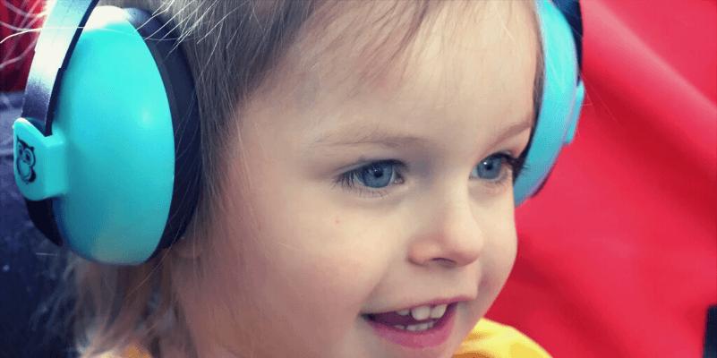 Los mejores auriculares con cancelación de ruido para bebés
