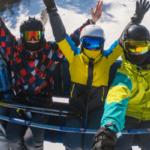 La mejor montura GoPro para esquiar