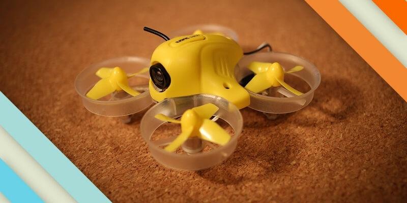 Mejor Drone FPV para interiores