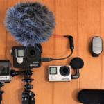 Los mejores micrófonos para GoPro