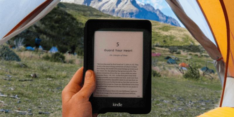 Los mejores Kindles para niños