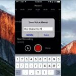 Cómo recuperar notas de voz eliminadas en iPhone