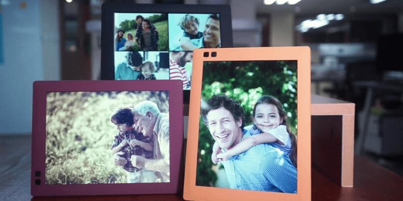 Los mejores marcos de fotos digitales con pilas