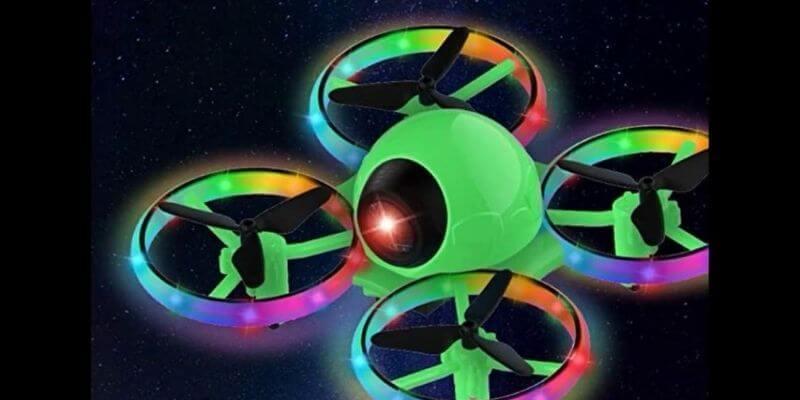 El mejor dron para niños de 7 años