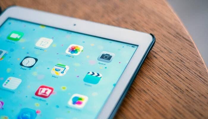 Cómo recuperar fotos borradas en iPad