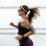 Mejor brazalete para correr para iPhone X / Xs