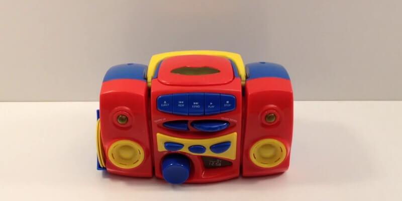 Mejor reproductor de CD para niños