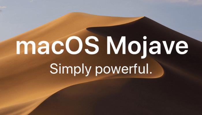 ¿Mac App Store no muestra la alerta de actualización de Mojave?