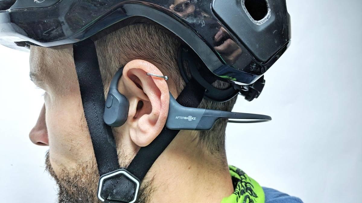 auriculares para bici