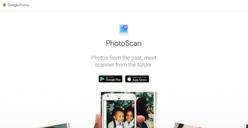 Las mejores aplicaciones de escáner de fotos