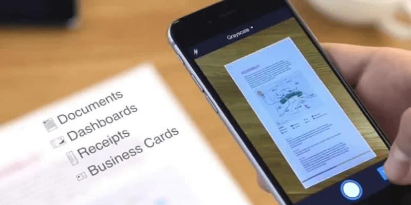 Las 7 mejores aplicaciones de escáner para iPhone