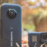 La mejor cámara 360 impermeable